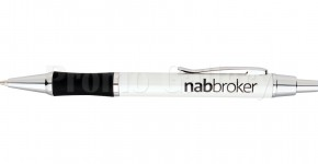 NAB Corporate Gift Plastic Pen